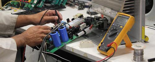 Oficina de Manutenção em Drives e Automação